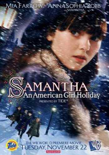 Название Саманта Каникулы американской девочки Оригинальное название